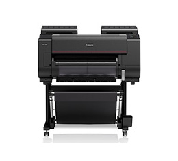 "Canon ImagePROGRAF Pro-2000 Graphic Arts 24"" Wide InkJet Printer <br> (w/ Roll System)"