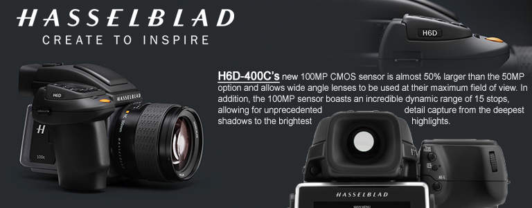 Meet the New Hasselblad H6D.