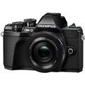 Olympus OM-D E-M10 Mark III Digital Camera w/ 14-42mm EZ Lens (Black)
