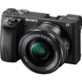 Sony Alpha a6500 Mirrorless Digital Camera w/ 16-50mm Lens
