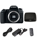 Canon EOS 77D DSLR Camera (Body Only) <br> w/ CS100 1TB Dock ** Bundle Sale! **