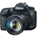 Canon EOS 7D Mark II w/ EFS 18-135mm IS STM (W-E1)