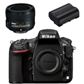 Nikon D810 (Body) Bundle
