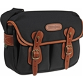 Billingham Hadley Small (Black with Tan Leather Trim)