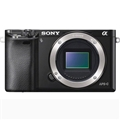 Sony a6000 Body (Black) (ILCE6000/B)
