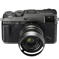 Fujifilm X-Pro2 Digital Camera w/ XF 23mm F2 Lens (Graphite)