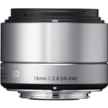 Sigma 19mm F2.8 DN Lens (Sony E-mount)