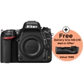 Nikon D750 (body) + FREE Grip Mail in Offer