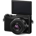 Panasonic Lumix DC-GX850 Micro Four Thirds Camera w/ 12-32mm Lens (Black)