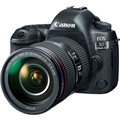 Canon EOS 5D Mark IV DSLR Camera w/ 24-105mm F4L II Lens