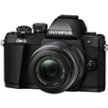 Olympus OM-D E-M10 Mark II Micro 4/3 Camera w/ 14-42mm II R Lens (Black)