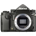 Pentax KP DSLR Camera (Black Body)