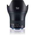 Zeiss Milvus 21mm F2.8 ZE Lens (for Canon EF)