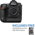 Nikon D5 Body (XQD Card slots) **Bundle Promotion**
