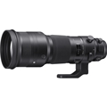 Sigma 500mm F4 DG OS HSM Sports Lens (Canon EF mount)