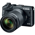 Canon EOS M6 Mirrorless Camera w/ 18-150mm Lens (Black)