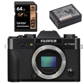 Fujifilm X-T20 (Black,Body Only)