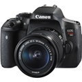 Canon EOS Rebel T6i w/ EFS 18-55mm IS STM