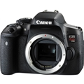 Canon EOS Rebel T6i Body (Black)