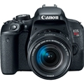 Canon EOS Rebel T7i DSLR Camera w/ 18-55mm Lens
