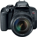 Canon EOS Rebel T7i DSLR Camera w/ 18-135mm STM Lens