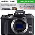 Canon EOS M5 Mirrorless Camera (Body Only)