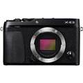 Fujifilm X-E3 Mirrorless Digital Camera (Body, Black)