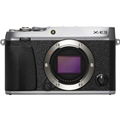 Fujifilm X-E3 Mirrorless Digital Camera (Body, Silver)