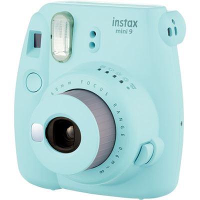 Fujifilm Instax Mini 9 Instant Camera Ice Blue Digital Slr
