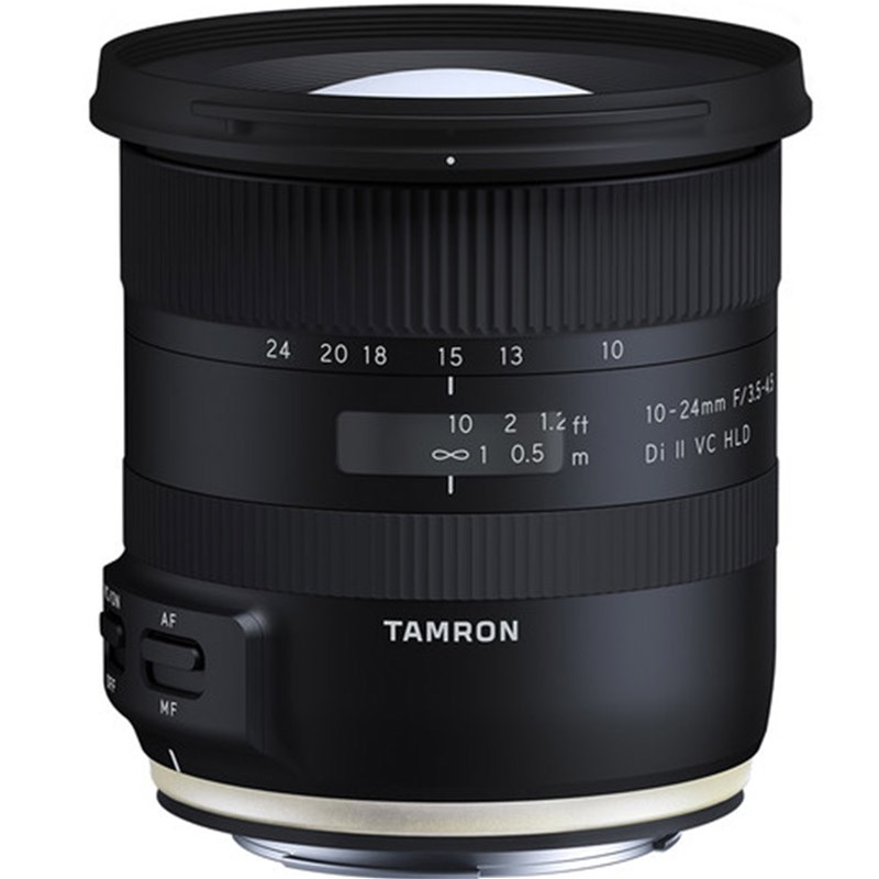 Tamron 10-24mm F3.5-4.5 Di II VC HLD Lens (Canon EF mount)