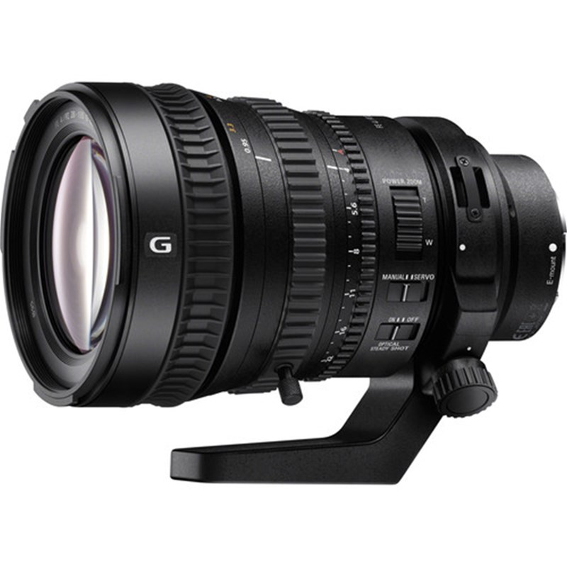 Sony FE PZ 28-135mm F4 G Power Zoom OSS (E-Mount) (SELP28135G)