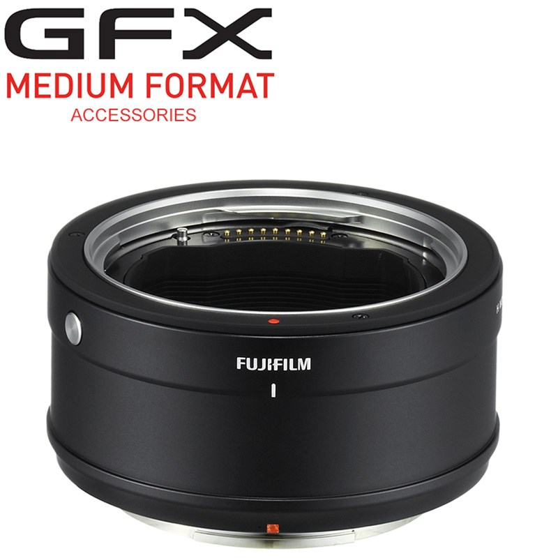 Fujifilm H Mount Adapter G (for GFX)