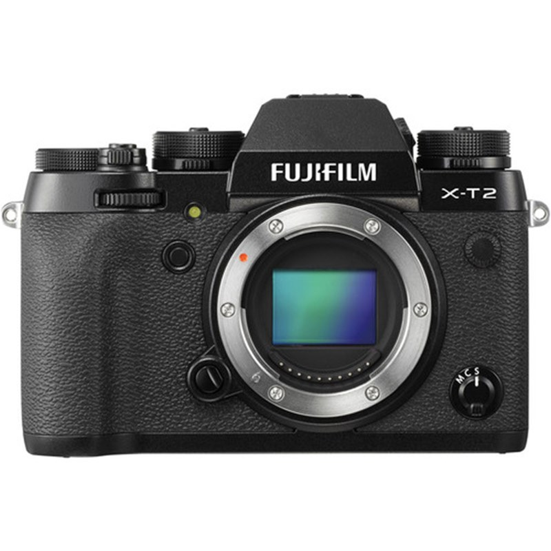 Fujifilm X-T2 Mirrorless Digital Camera (Body)