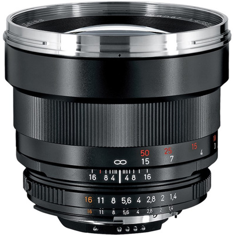 Zeiss 85mm F1.4 Planar T* ZF.2 (Nikon mount)