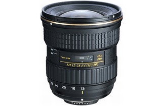 Tokina 12-28mm F4.0 AT-X Pro DX Lens (Nikon)