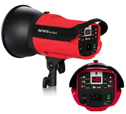 Aurora Orion 200Ws Digital Studio Strobe Lighting