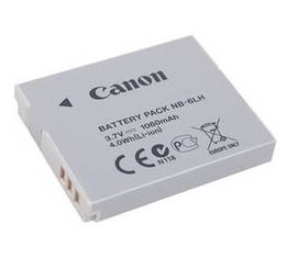 Canon NB-6LH Lithium Ion Battery