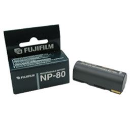 Fujifilm NP-80 Lithium Ion Battery