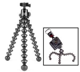 Joby Gorillapod Focus w/ Ball Head X