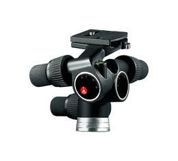 Manfrotto #405 PRO Geared Head w/RC4 Quick Release Plate