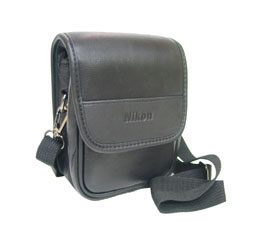 Nikon Black Leather Case for CP 5700