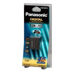 Panasonic CGA-DU14 Lithium Ion Battery