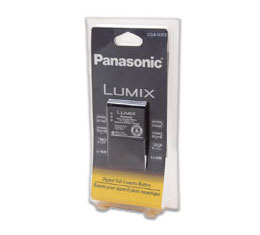 Panasonic CGA-S005 Li-Ion Battery (FX50, LX2)