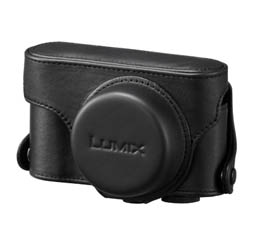 Panasonic DMW-CLX3 Leather Case (for DMC-LX3 and DMC-LX2)