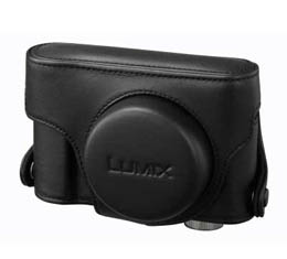 Panasonic DMW-CLX5E Leather Case (for LX5)