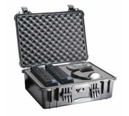 Pelican 1550 Case w/ Foam (Black)