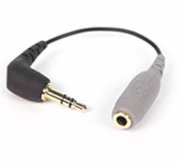 Rode Microphones - <p> SC3 - 3.5mm TRRS to TRS Adaptor for SmartLav