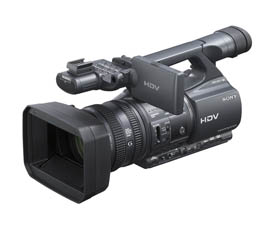 Sony Handycam HDV HDR-FX1000 Camcorder