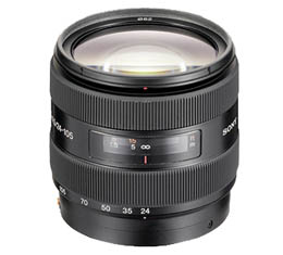 Sony SAL 24-105mm f3.5-4.5