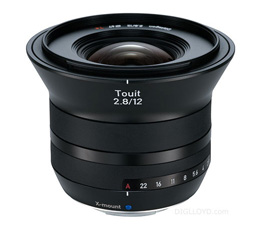 Zeiss Touit 12mm F2.8 (Fujifilm X Mount)